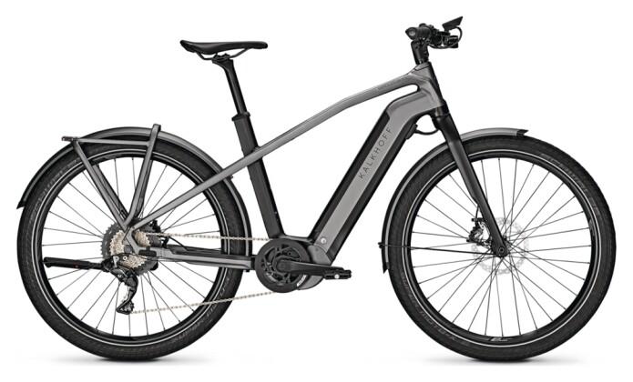 e-Trekkingbike Kalkhoff ENDEAVOUR 7.B PURE black/grey H 2021