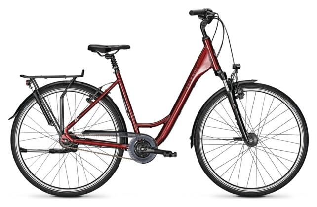 Citybike Kalkhoff AGATTU 8R red Wave 2021