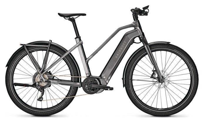 e-Trekkingbike Kalkhoff ENDEAVOUR 7.B PURE black/green D 2021
