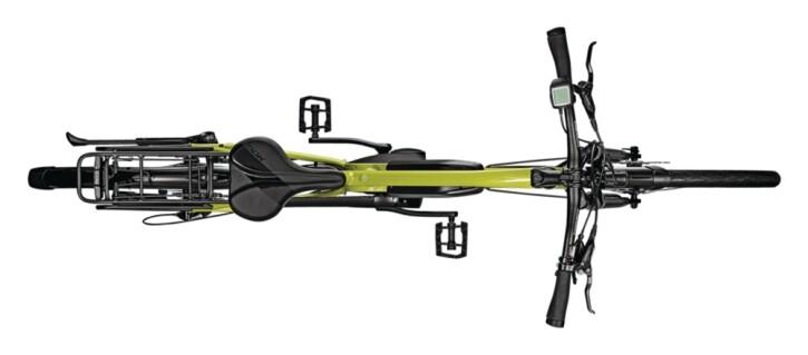 e-Trekkingbike Kalkhoff ENDEAVOUR 1.B MOVE 400 green D 2021