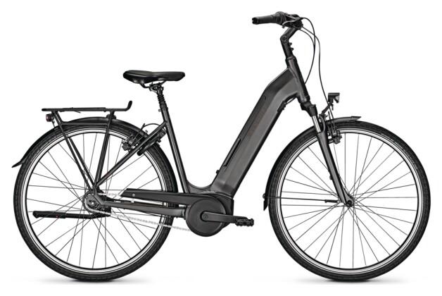e-Citybike Kalkhoff AGATTU 3.B MOVE black Wave 2021