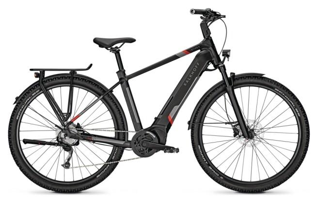 e-Trekkingbike Kalkhoff ENTICE 5.B. SEASON 625 black H 2021