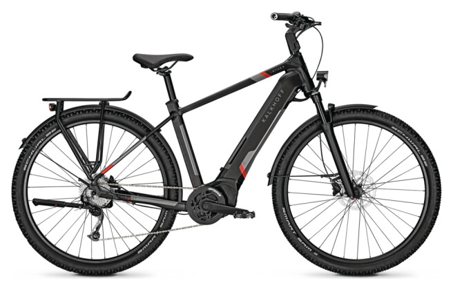 e-Trekkingbike Kalkhoff ENTICE 5.B. SEASON 500 black H 2021