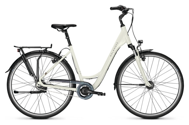 Citybike Kalkhoff AGATTU 8R HS white Wave 2021