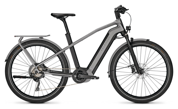 e-Trekkingbike Kalkhoff ENDEAVOUR 7.B MOVE black/grey H 2021