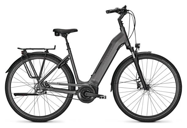 e-Citybike Kalkhoff IMAGE 3. B EXCITE grey Wave 2021