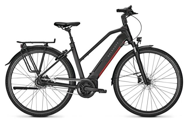 e-Citybike Kalkhoff IMAGE 5.B SEASON black D 2021