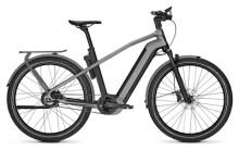e-Citybike Kalkhoff ENDEAVOUR 7.B BELT black/grey H