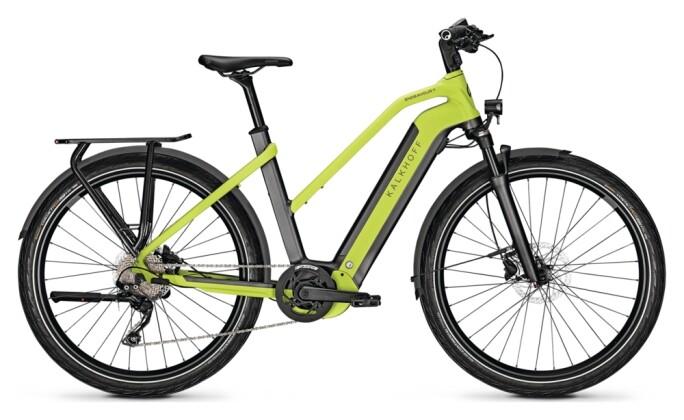 e-Trekkingbike Kalkhoff ENDEAVOUR 7.B MOVE black/green D 2021