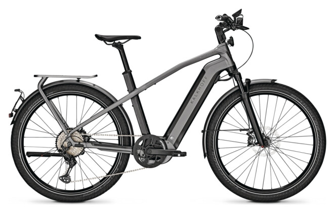 e-Trekkingbike Kalkhoff ENDEAVOUR 7.B EXCITE 45 black H 2021