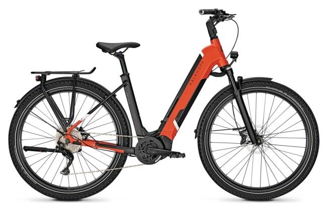 e-Trekkingbike Kalkhoff ENTICE 5.B MOVE+ black Wave 2021