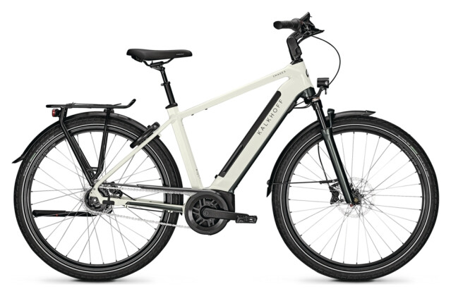 e-Citybike Kalkhoff IMAGE 5.B MOVE+ white H 2021