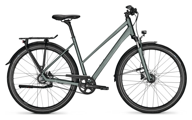 Citybike Kalkhoff ENDEAVOUR 8 green D 2021