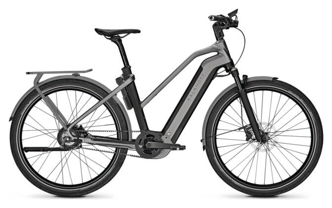 e-Citybike Kalkhoff ENDEAVOUR 7.B BELT black/grey D 2021