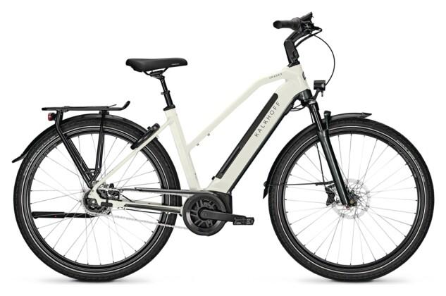 e-Citybike Kalkhoff IMAGE 5.B MOVE+ white D 2021