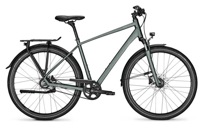 Citybike Kalkhoff ENDEAVOUR 8 green H 2021