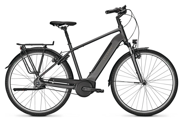 e-Citybike Kalkhoff AGATTU 3.B EXCITE black H 2021