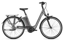 e-Citybike Kalkhoff AGATTU 1.S ADVANCE grey Comfort