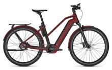 e-Citybike Kalkhoff ENDEAVOUR 7.B BELT black/red D