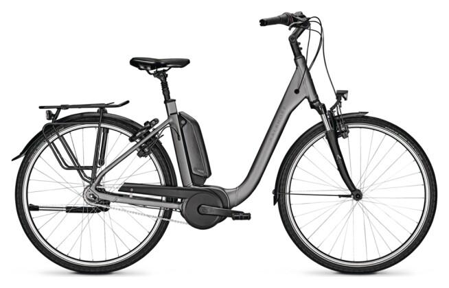 e-Citybike Kalkhoff AGATTU 1.B MOVE grey Comfort 2021