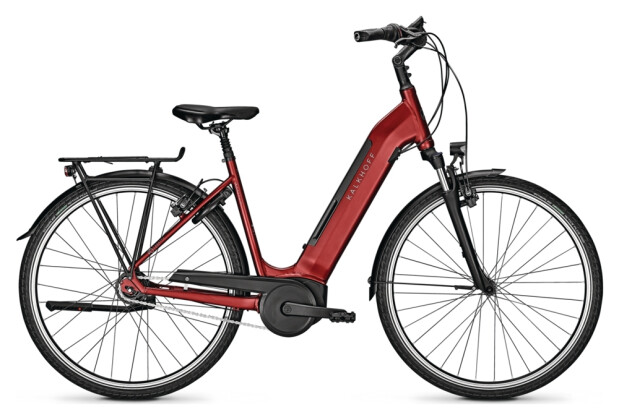 e-Citybike Kalkhoff AGATTU 3.B ADVANCE red Wave 2021
