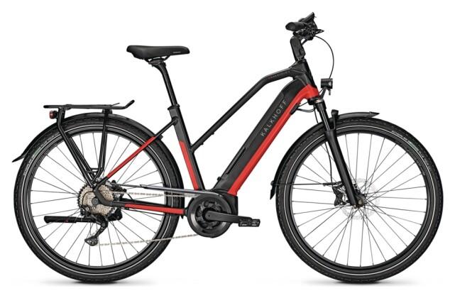 e-Trekkingbike Kalkhoff ENDEAVOUR 5.B MOVE+ red D 2021
