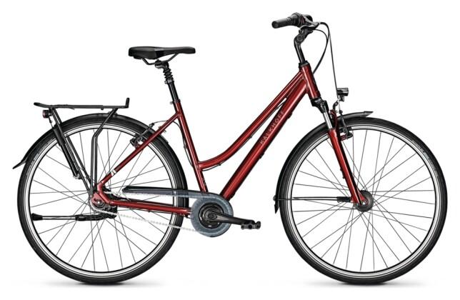 Citybike Kalkhoff AGATTU 8R red D 2021