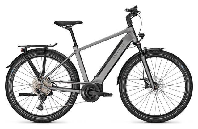 e-Trekkingbike Kalkhoff ENDEAVOUR 5.B ADVANCE+ grey H 2021