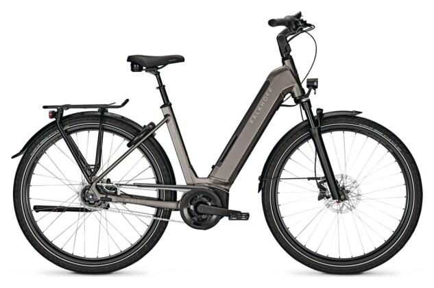 e-Citybike Kalkhoff IMAGE 5.B MOVE+ grey Wave 2021