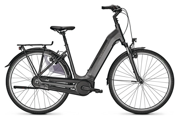 e-Citybike Kalkhoff AGATTU 3.B MOVE BLX black Wave 2021