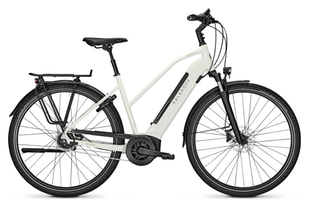 e-Citybike Kalkhoff IMAGE 3. B ADVANCE white D 2021