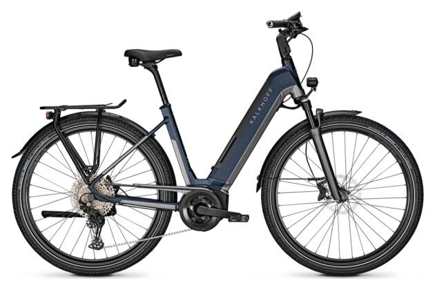 e-Trekkingbike Kalkhoff ENDEAVOUR 5.B ADVANCE+ blue Wave 2021