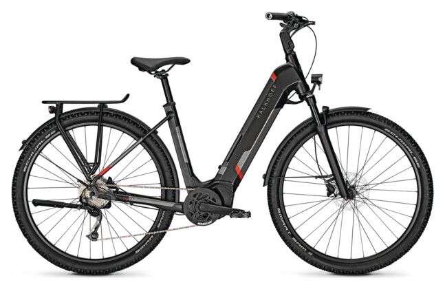 e-Trekkingbike Kalkhoff ENTICE 5.B. SEASON 625 black Wave 2021