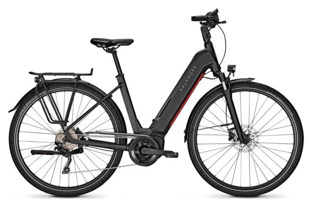 e-Trekkingbike Kalkhoff ENDEAVOUR 5.B SEASON 625 black Wave 2021