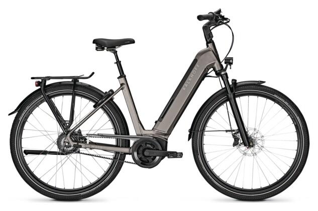 e-Citybike Kalkhoff IMAGE 5.B EXCITE+ grey Wave 2021