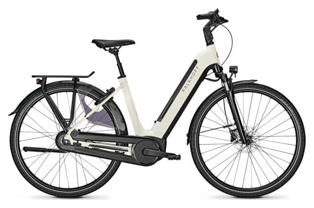 e-Citybike Kalkhoff IMAGE 5.B MOVE BLX white Wave 2021