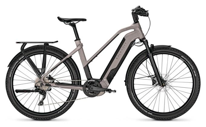 e-Trekkingbike Kalkhoff ENTICE 7.B MOVE grey D 2021