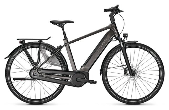 e-Citybike Kalkhoff IMAGE 5.B MOVE BLX grey H 2021