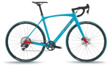Race BH Bikes RX TEAM 5.0 Turquoise-Red