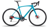 Race BH Bikes RX TEAM 3.0 Turquoise-Red