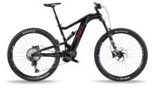 e-Mountainbike BH Bikes XTEP LYNX 5.5 PRO-S Black-Red