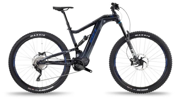 e-Mountainbike BH Bikes XTEP LYNX 5.5 PRO-L Grey-Blue 2021