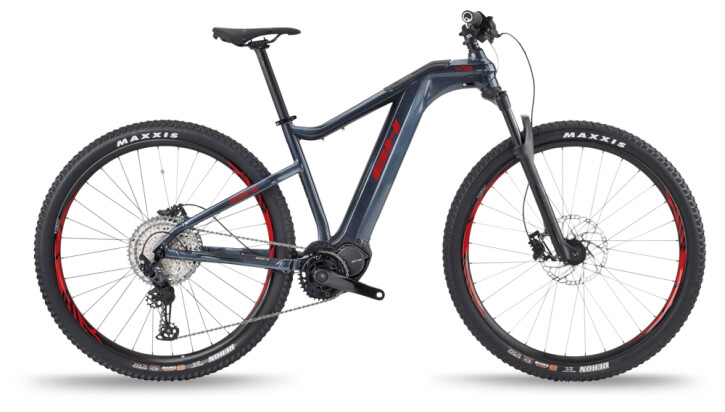 e-Mountainbike BH Bikes XTEP PRO-S Black-Red 2021