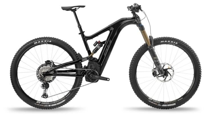 e-Mountainbike BH Bikes ATOMX CARBON LYNX 6 PRO-SE Black-Black 2021