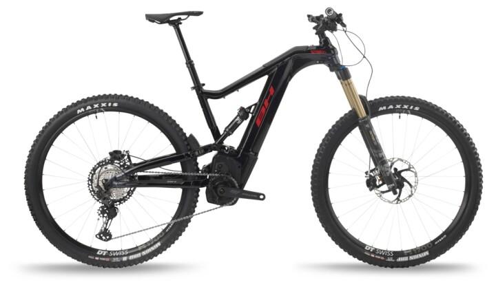 e-Mountainbike BH Bikes ATOMX LYNX 6 PRO-SE Black-Grey-Red 2021