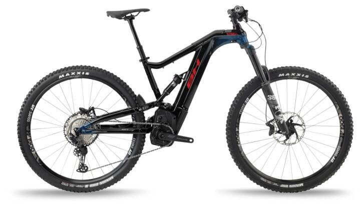 e-Mountainbike BH Bikes ATOMX LYNX 6 PRO Black-Blue-Red 2021