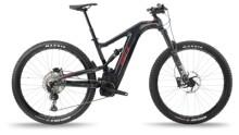 e-Mountainbike BH Bikes ATOMX CARBON LYNX 5.5 PRO Grey-Red