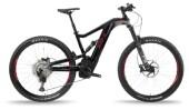e-Mountainbike BH Bikes ATOMX LYNX 5.5 PRO Black-Silver-Red