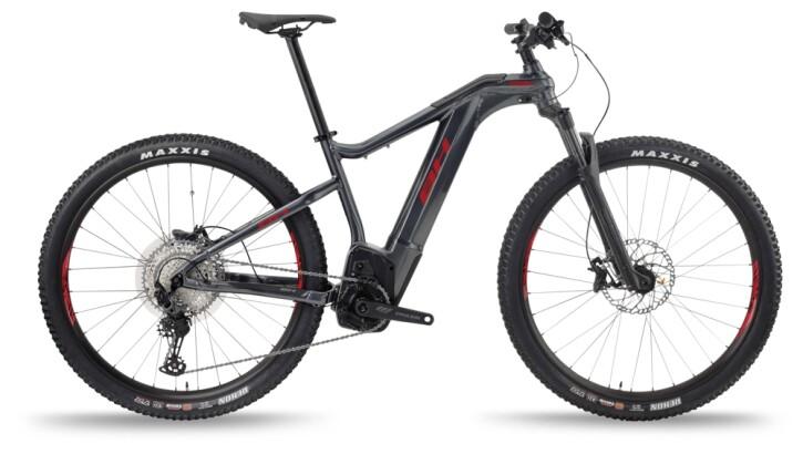 e-Mountainbike BH Bikes ATOMX PRO-S Anthracite-Red 2021