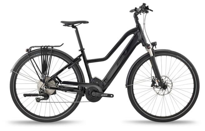 e-Trekkingbike BH Bikes ATOMS JET PRO-S Black-Black 2021